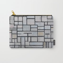 Mondrian - Composition number IV Carry-All Pouch