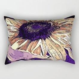 Sunflower B1 Rectangular Pillow