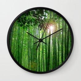 Kaguya Hime Wall Clock