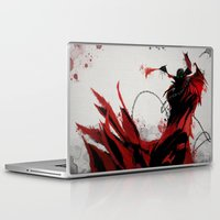 spawn Laptop & iPad Skins featuring Spawn by Scofield Designs