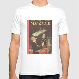 Vintage New Yorker Cover - Circa 1933 T-shirt