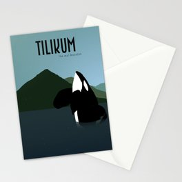 Tilikum Stationery Cards