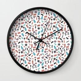 London Icons Wall Clock