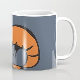 Sugawara's Shrimp Shirt Design - Haikyuu Coffee Mug