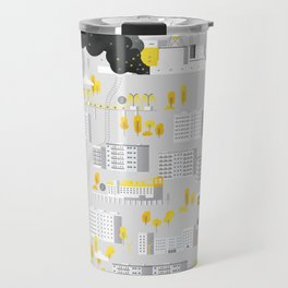 Welcome to Chernobyl Travel Mug