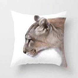 Puma Throw Pillow