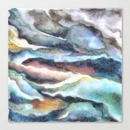 Small Brooks Make Big Rivers Canvas Print