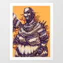 Executioner Smough by witnesstheabsurd
