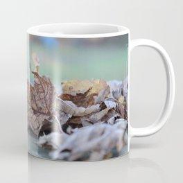 Autumn Fall Crunchy Leaves Coffee Mug