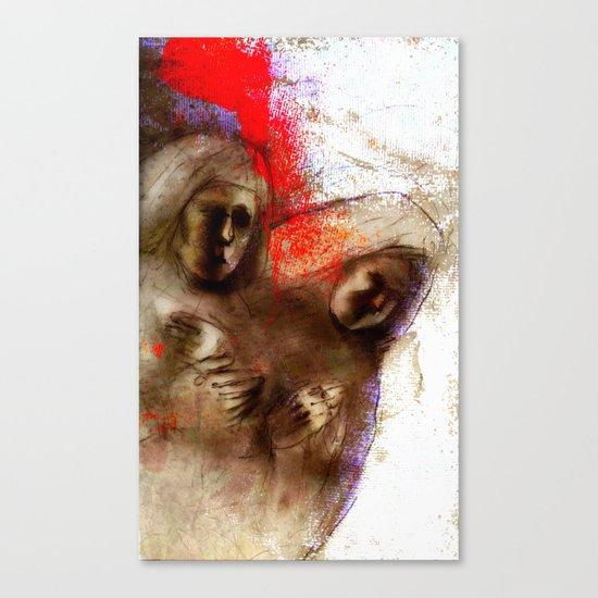 Nuns Canvas Print