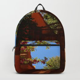 A New Mexico Entrance Backpack