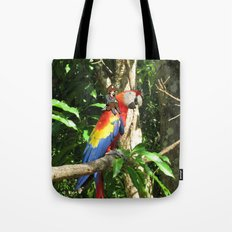 In a parralel universe Tote Bag