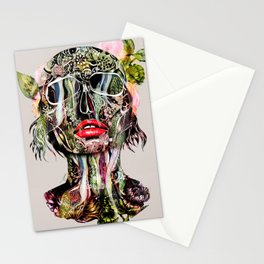 The Death Within 2 Stationery Cards