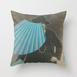 Lighthouse Guardian Throw Pillow