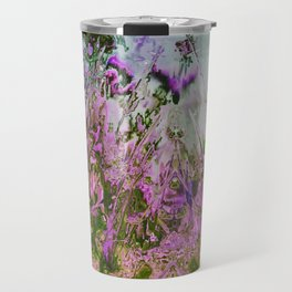 Broken Arted Travel Mug