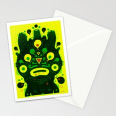 green doods Stationery Cards