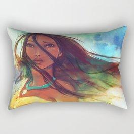 The Wind... Rectangular Pillow