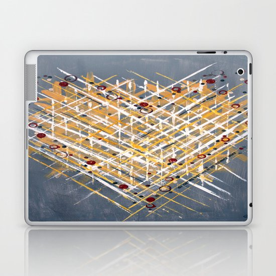 :: You Knit Me Together :: Laptop & iPad Skin