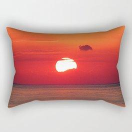 Dawn in the South third Rectangular Pillow