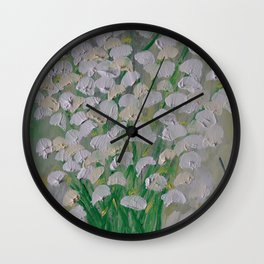 Return of Happiness Wall Clock