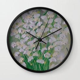 Return of Happiness Wall Clock