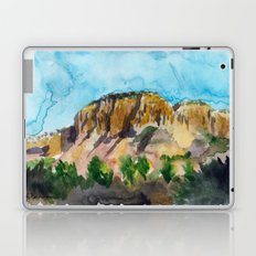 sunset in the valley Laptop & iPad Skin