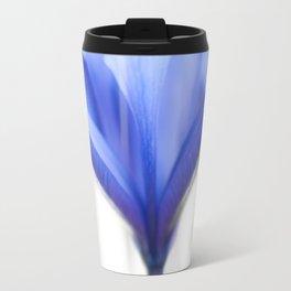 Blue Iris 1 Travel Mug