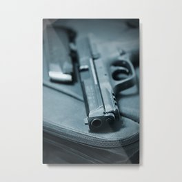 On the Lam Metal Print