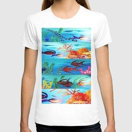 Beautiful Sea Life T-shirt