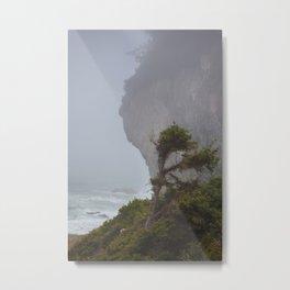 Twisted Pine Metal Print