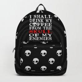Coffee Warrior Backpack
