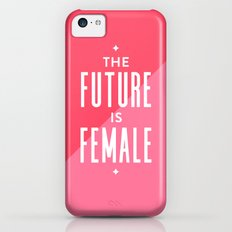 The Future is Female iPhone 5c Slim Case