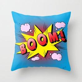 boom! comics Throw Pillow