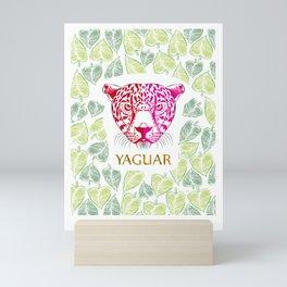 Yaguar Mini Art Print