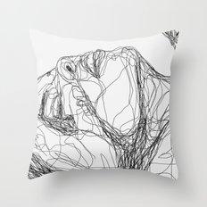 you had me Throw Pillow