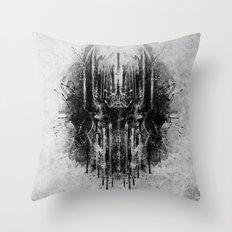 dark thoughts - sauron Throw Pillow