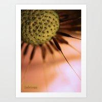 Sparse Art Print