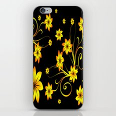 Flower Fantasy 3 iPhone & iPod Skin