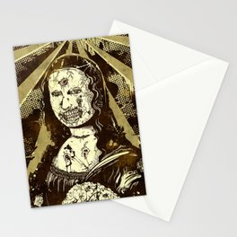 Moan-a-Lisa Stationery Cards