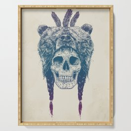 Dead shaman Serving Tray