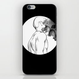 Full Moon Madness iPhone Skin