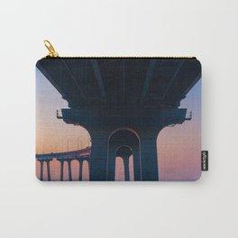 Under Coronado Bridge Carry-All Pouch