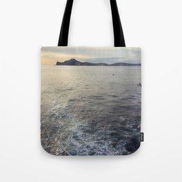 leaving ischia Tote Bag