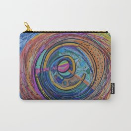 Cosmic Eyeball Carry-All Pouch
