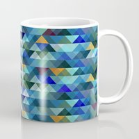crystal Mugs featuring Crystal by Marcelo Romero