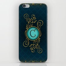 Letter C iPhone & iPod Skin