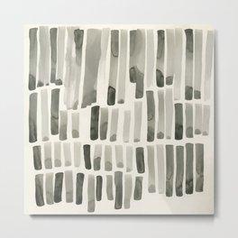 Tree Poems 3 Metal Print