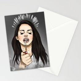 Lana del God Stationery Cards