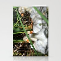 ducks Stationery Cards featuring ducks by  Agostino Lo Coco
