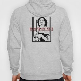 All right, Mr. Demille... Hoody